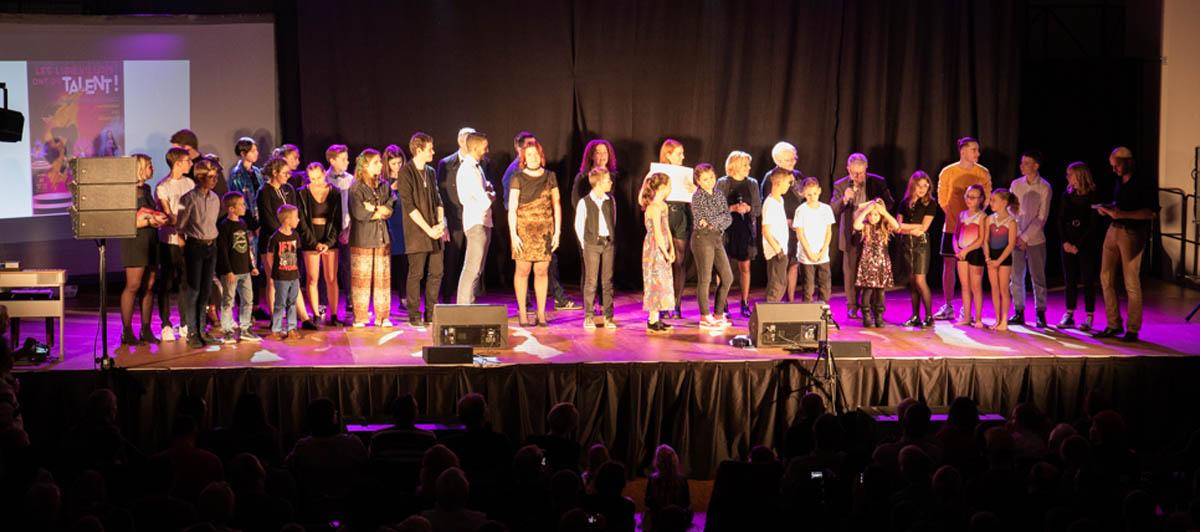 Retour en images sur le grand show Les Lunévillois ont du talent