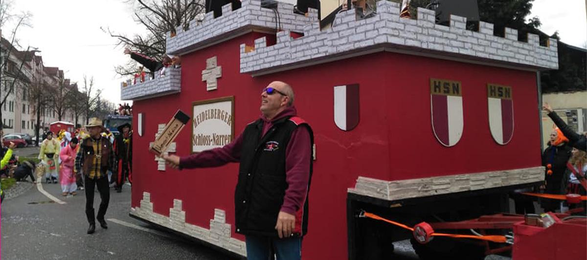 Le Carnaval de Schwetzingen